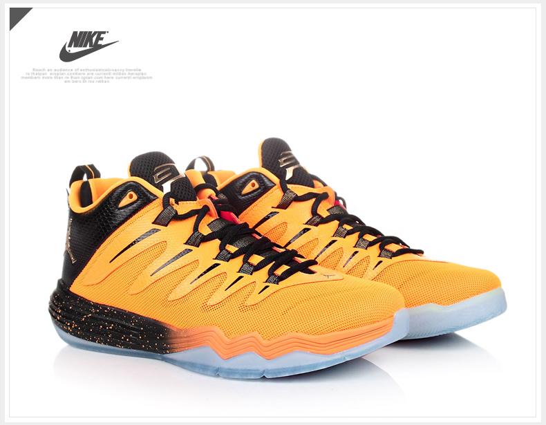 网眼布 英文_【耐克nike810868黄色】NIKE耐克 新款男子JORDAN CP3.IX篮球鞋810868-012
