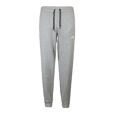 NIKE耐克 新款男子NIKE AW77 CUFF FLC PANT长裤598872-063