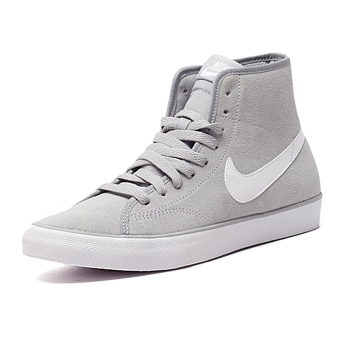 NIKE耐克 新款女子PRIMO COURT MID SUEDE复刻鞋630656-010
