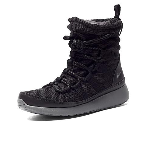 NIKE耐克 新款女子WMNS ROSHE ONE HI复刻鞋807424-001
