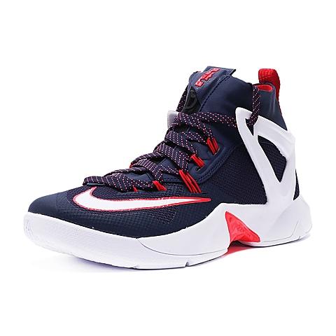 NIKE耐克新款男子AMBASSADOR VIII 美国队配色 篮球鞋818678-416