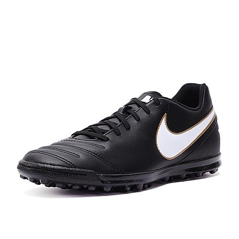 NIKE耐克新款男子TIEMPO RIO III TF足球鞋819237-010