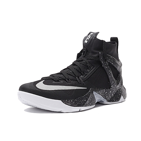 NIKE耐克新款男子AMBASSADOR VIII 奥利奥配色 篮球鞋818678-001