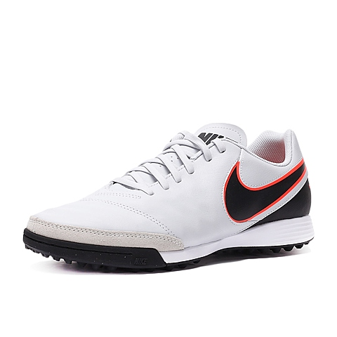NIKE耐克新款男子TIEMPO GENIO II LEATHER TF足球鞋819216-001