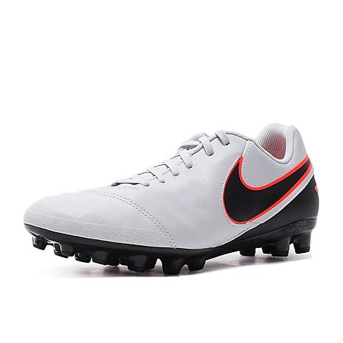 NIKE耐克新款男子TIEMPO GENIO II LEATHER AG-R足球鞋819711-001