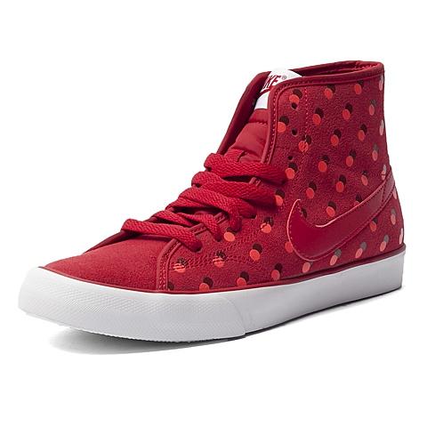 NIKE耐克新款女子PRIMO COURT MID PREM复刻鞋768866-668