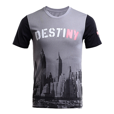 NIKE耐克新款男子MELO DESTINY DRI-FIT TEET恤746763-065