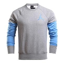 NIKE耐克2016年新款男子THE VARSITY GRAPHIC CREW卫衣/套头衫724515-063