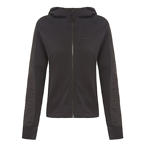 NIKE耐克新款女子ADVANCE 15 FLEECE CAPE夹克725721-010