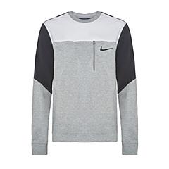 NIKE耐克2016年新款男子NIKE AV15 FLC CREW卫衣/套头衫727501-063
