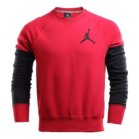 NIKE耐克新款男子THE VARSITY GRAPHIC CREW卫衣/套头衫724515-687