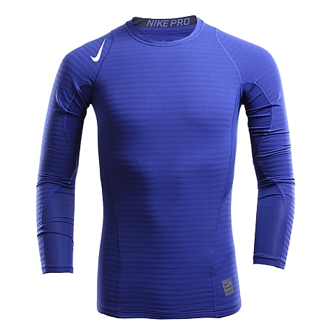 NIKE耐克新款男子WARM COMP LS GC紧身服826596-455
