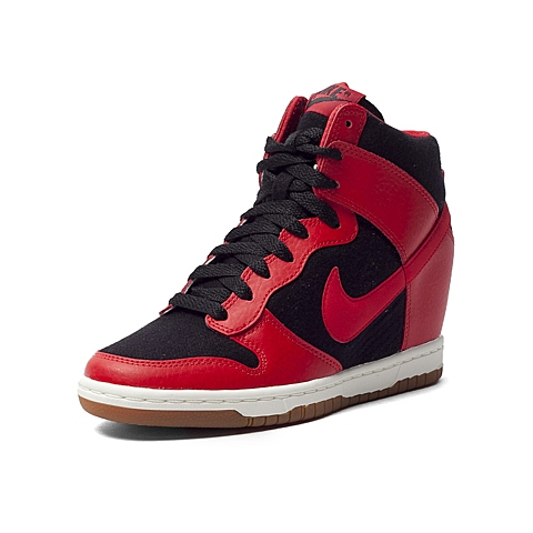 NIKE耐克新款女子DUNK SKY HI ESSENTIAL复刻鞋644877-015