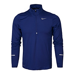 NIKE耐克2016年新款男子DRI-FIT ELEMENT HZ卫衣/套头衫683486-455