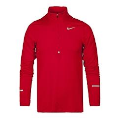 NIKE耐克2016年新款男子DRI-FIT ELEMENT HZ卫衣/套头衫683486-657