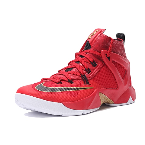 NIKE耐克新款男子AMBASSADOR VIII 中国红配色 篮球鞋818678-601