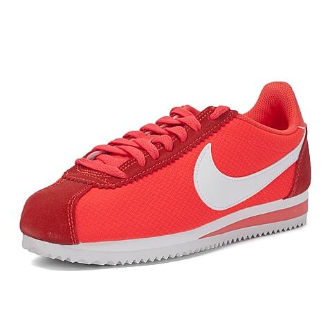 NIKE耐克新款女子CLASSIC CORTEZ NYLON复刻鞋749864-616