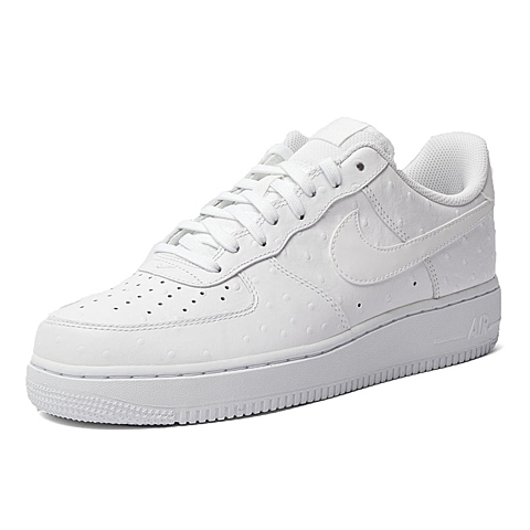 NIKE耐克新款男子AIR FORCE 1  07 LV8复刻鞋718152-104