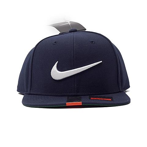 NIKE耐克新款中性SWOOSH PRO - BLUE运动帽639534-451