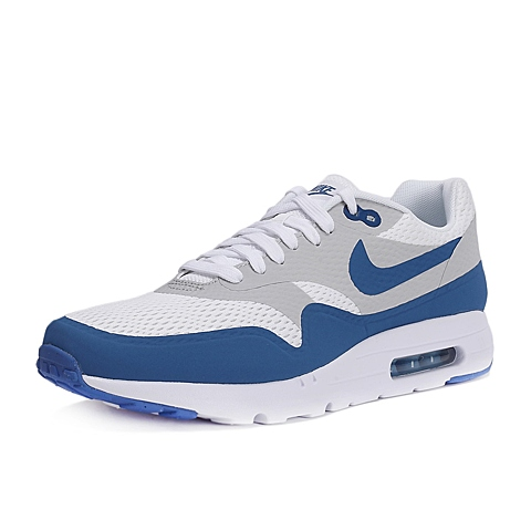 NIKE耐克新款男子AIR MAX 1 ULTRA ESSENTIAL复刻鞋819476-102
