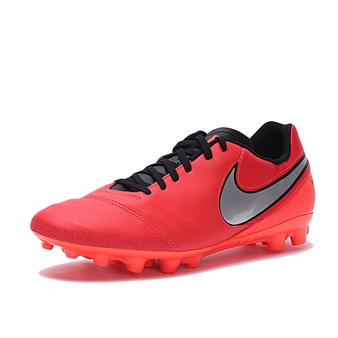 NIKE耐克新款男子TIEMPO GENIO II LEATHER AG-R足球鞋819711-608