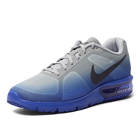 NIKE耐克新款男子NIKE AIR MAX SEQUENT跑步鞋719912-405