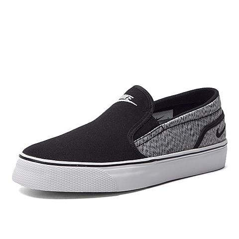 NIKE耐克新款女子WMNS TOKI SLIP CANVAS复刻鞋724770-001