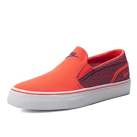 NIKE耐克2016年新款女子WMNS TOKI SLIP CANVAS复刻鞋724770-664