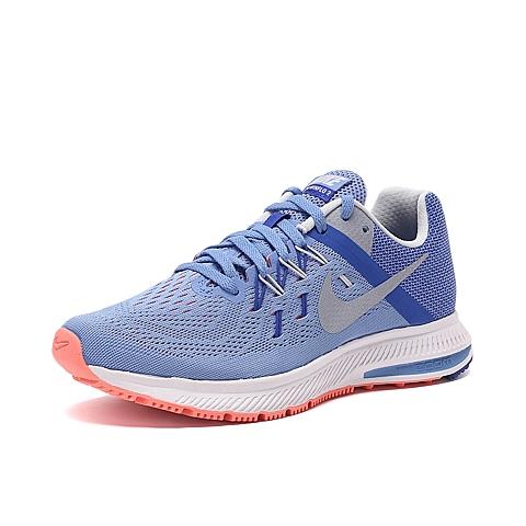 NIKE耐克新款女子WMNS NIKE ZOOM WINFLO 2跑步鞋807279-401