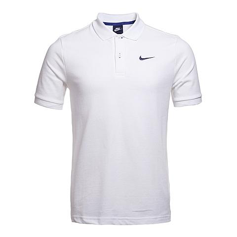 NIKE耐克2016年新款男子NIKE MATCHUP POLO-PQPOLO衫727655-100