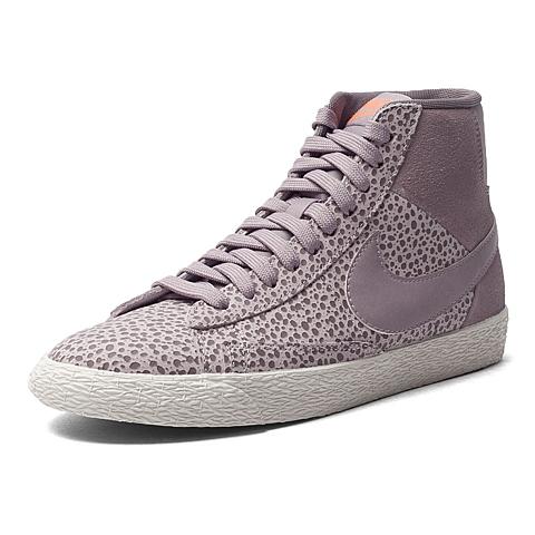 NIKE耐克2016年新款女子WMNS BLAZER MID PRM复刻鞋403729-500
