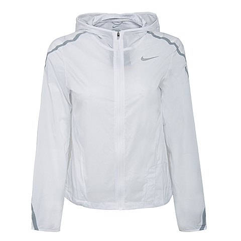 NIKE耐克新款女子AS IMPOSSIBLY LIGHT JKT HOODED夹克719768-100