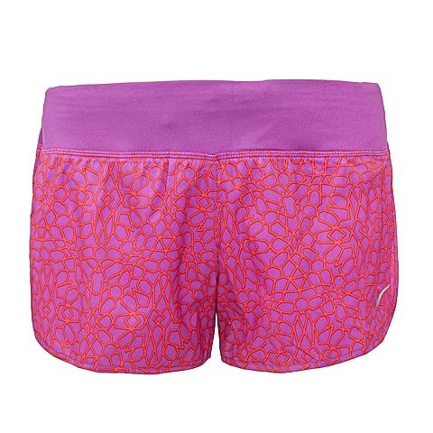 NIKE耐克新款女子AS STARGLASS 3 RIVAL SHORT短裤719881-556