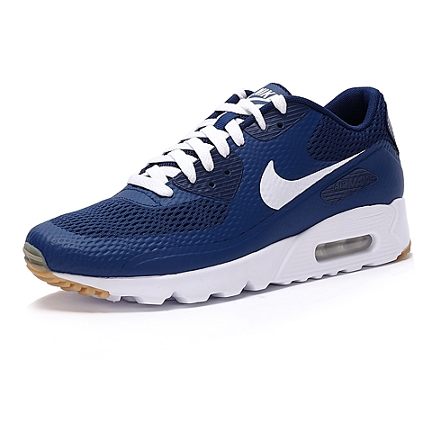 NIKE耐克新款男子AIR MAX 90 ULTRA ESSENTIAL复刻鞋819474-402