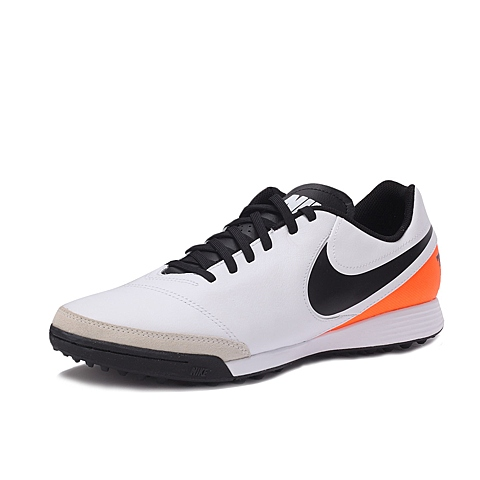 NIKE耐克新款男子TIEMPOX GENIO II LEATHER TF足球鞋819216-108