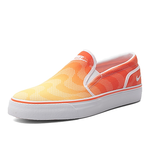 NIKE耐克新款男子TOKI SLIP TXT PRINT复刻鞋724761-818