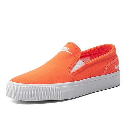 NIKE耐克新款女子WMNS TOKI SLIP CANVAS复刻鞋724770-810