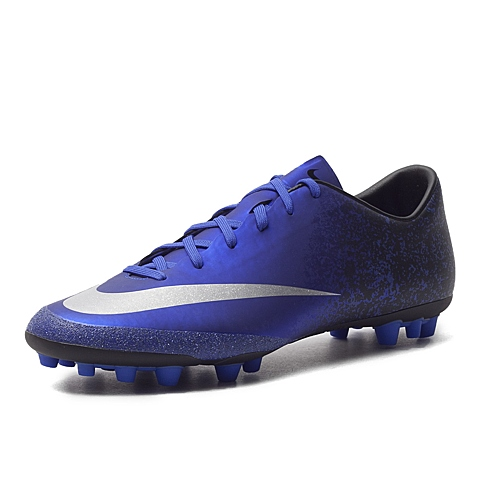 NIKE耐克新款男子MERCURIAL VICTORY V CR AG-R足球鞋725192-404