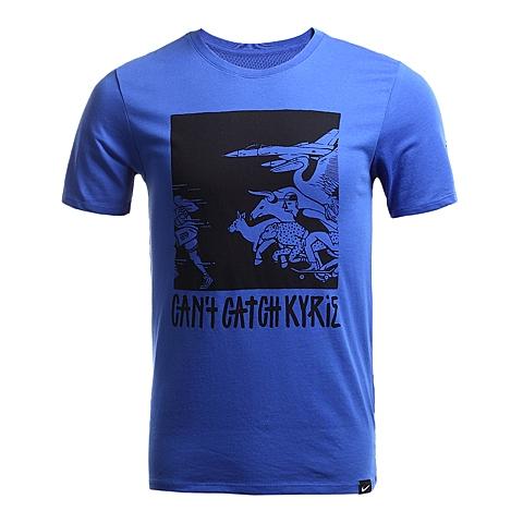 NIKE耐克2016年新款男子KYRIE CANT CATCH KYRIE TEET恤778485-480