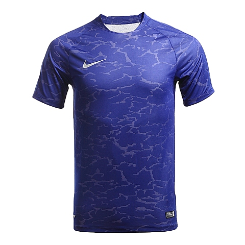 NIKE耐克新款男子AS FLASH CR7 SS TOPT恤777546-455