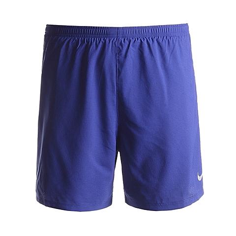 NIKE耐克新款男子5 PHENOM 2-IN-1 SHORT短裤683216-455