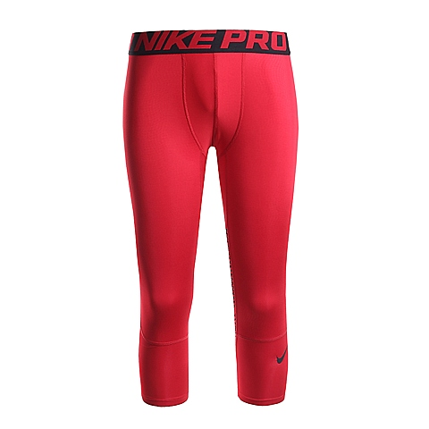 NIKE耐克新款男子HYPERCOOL 3/4 TIGHT中长裤801225-687