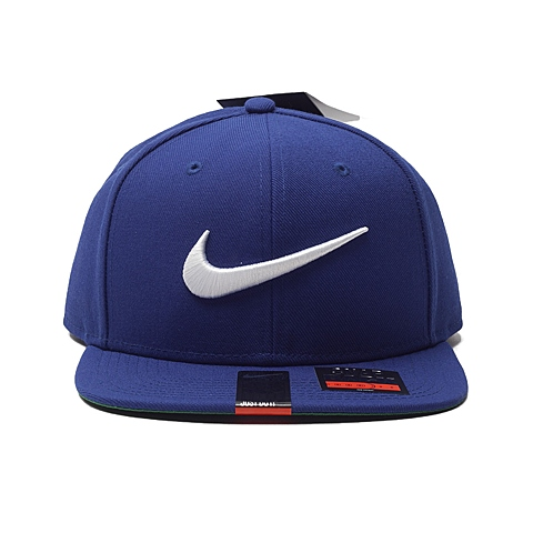 NIKE耐克新款中性CAP BLUE LABEL SSNL SWSH运动帽639534-455