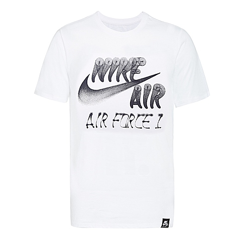 NIKE耐克新款男子AS AF1 NIKE AIR ART TEET恤778423-100