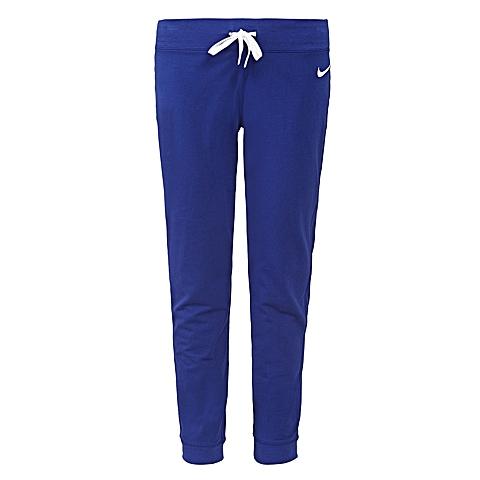 NIKE耐克新款女子AS W NSW PANT CF JRSY长裤617331-457