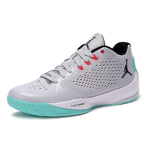 NIKE耐克新款男子JORDAN RISING HI-LOW X篮球鞋849982-013