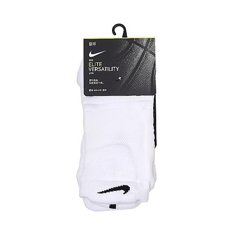 NIKE耐克2016年新款男子U NK ELT VERSA LOW短筒袜SX5424-100