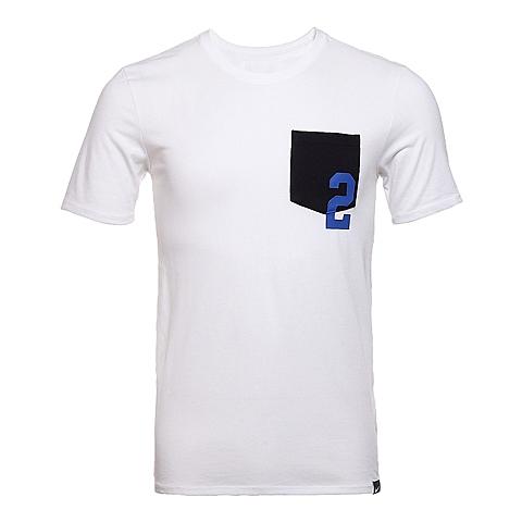 NIKE耐克新款男子AS KYRIE 2 POCKET TEET恤778481-100