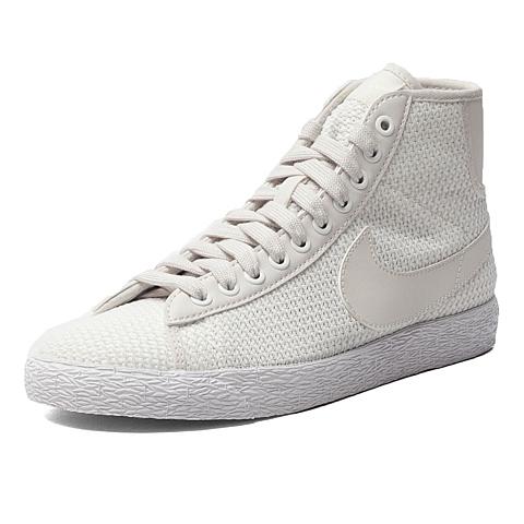 NIKE耐克新款女子WMNS BLAZER MID TEXTILE复刻鞋616782-005