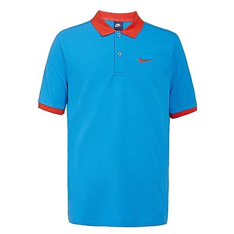 NIKE耐克新款男子NIKE MATCHUP POLO-PQPOLO衫727655-406